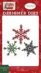 Snowflake Trio Die Set - Carta Bella