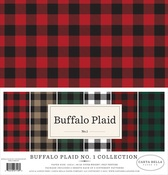 Buffalo Plaid No.1 Collection Kit - Carta Bella