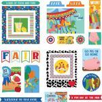 State Fair Ephemera Cardstock Die-Cuts - Photoplay
