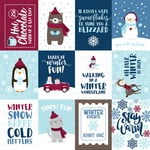 3X4 Journaling Cards Paper - My Favorite Winter - Echo Park
