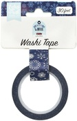 Frosted Snowflakes Washi Tape - Echo Park