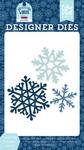 Winter Chill Snowflakes Die Set - Echo Park