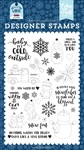 You Warm My Heart Stamp Set - Echo Park