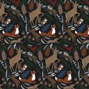 Cozy Animals Paper - Warm & Cozy - Echo Park