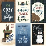 4X6 Journaling Cards Paper - Warm & Cozy - Echo Park