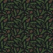 Pine Boughs Paper - Warm & Cozy - Echo Park