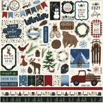 Warm & Cozy Element Sticker - Echo Park