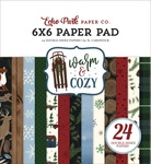 Warm & Cozy 6x6 Paper Pad - Echo Park
