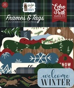 Warm & Cozy Frames & Tags - Echo Park