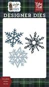 Snowflake Wishes Die Set - Echo Park