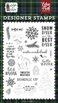 Snow Days Stamp Set - Echo Park