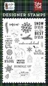 Snow Days Stamp Set - Echo Park
