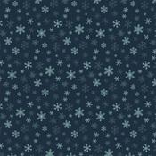 Snowflakes Paper - Snow Much Fun - Carta Bella