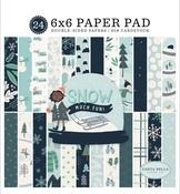 Snow Much Fun 6x6 Paper Pad - Carta Bella