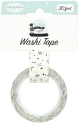 Snowy Pines Washi Tape - Carta Bella