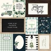 Journaling Cards Paper - Home Again - Carta Bella