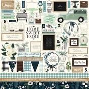Home Again Element Sticker - Carta Bella
