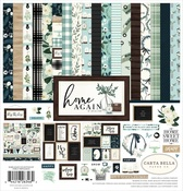 Home Again Collection Kit - Carta Bella