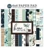 Home Again 6x6 Paper Pad - Carta Bella