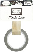 Lovely Woodgrain Washi Tape - Carta Bella