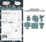 Gather Together Die & Stamp Set - Carta Bella