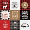 4X4 Journaling Cards Paper - Little Lumberjack - Echo Park