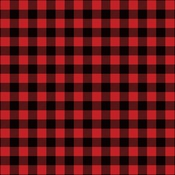 Buffalo Plaid Paper - Little Lumberjack - Echo Park