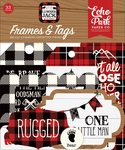 Little Lumberjack Frames & Tags - Echo Park