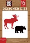 Moose And Bear Die Set - Echo Park