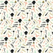 Hair Appointment Paper - Salon - Echo Park