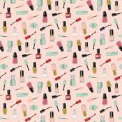 Nail Polish Paper - Salon - Echo Park
