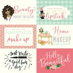 6X4 Journaling Cards Paper - Salon - Echo Park