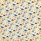 I Love Dinosaurs Paper - Dinosaurs - Carta Bella