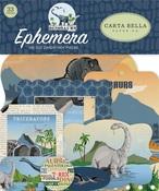 Dinosaurs Ephemera - Carta Bella