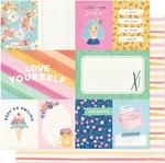 A Simple Hello Paper - She's Magic - Dear Lizzy