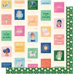 Best Friends Paper - She's Magic - Dear Lizzy