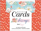 She's Magic Boxed Card Set - Dear Lizzy