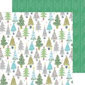 Merry & Bright Paper - Home For The Holidays - Pinkfresh