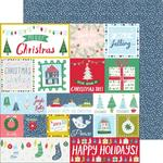 Happy Holidays Paper - Home For The Holidays - Pinkfresh