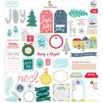 Home For The Holidays Die-Cuts - Pinkfresh