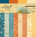Dreamland 12x12 Patterns & Solids Paper Pad - Graphic 45