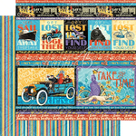 Get Lost Paper - Life's A Journey - Graphic 45