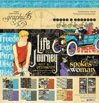 Life's A Journey Collection Pack - Graphic 45