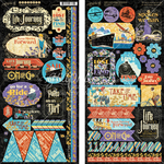 Life's A Journey Stickers - Graphic 45