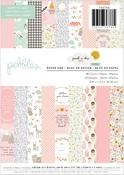 Peek-A-Boo You Girl 6 x 8 Paper Pad - Pebbles