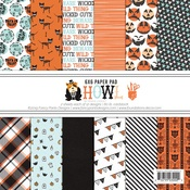 Howl 6x6 Paper Pad - Fancy Pants - PRE ORDER