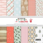 Home for Christmas 6x6 Paper Pad - Fancy Pants