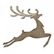 Reindeer Sizzix Bigz Die By Tim Holtz