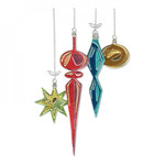 Hanging Ornaments Sizzix Thinlits Dies By Tim Holtz