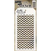 Shifter Chevron Tim Holtz Layered Stencil